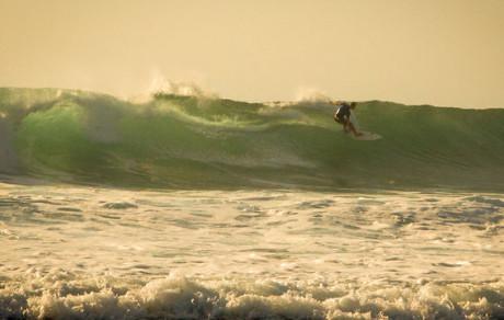 The Golden Sea - Bali
